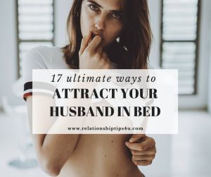 What to do when you are no longer sexually attracted to your husband