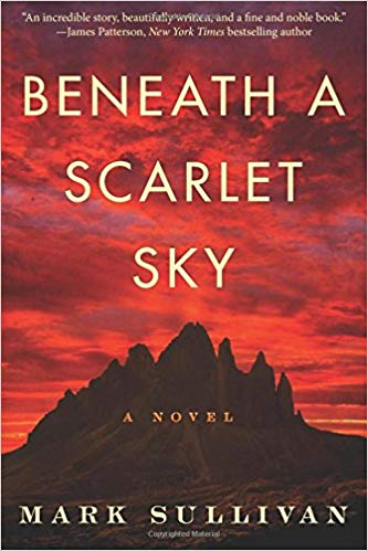 Mark Sullivan:Beneath a Scarlet-Sky: A Novel Review